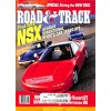 Cover Print of Road and Track, August 1990