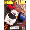 Cover Print of Road and Track, August 1992