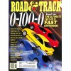 Cover Print of Road and Track, August 1996