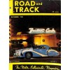 Cover Print of Road and Track, December 1951
