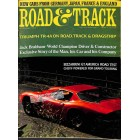Cover Print of Road and Track, December 1966