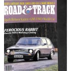 Cover Print of Road and Track, December 1979