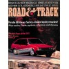 Cover Print of Road and Track Magazine, December 1980