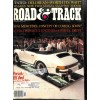 Cover Print of Road and Track Magazine, December 1981
