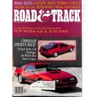 Cover Print of Road and Track, December 1982