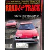 Cover Print of Road and Track, December 1983
