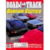 Cover Print of Road and Track Magazine, December 1989