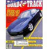 Cover Print of Road and Track, December 1992