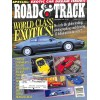 Cover Print of Road and Track, December 1994