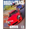Cover Print of Road and Track, December 1995