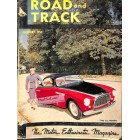Cover Print of Road and Track Magazine, February 1952