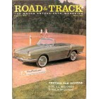 Cover Print of Road and Track, February 1959