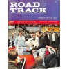 Cover Print of Road and Track, February 1960