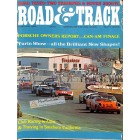 Cover Print of Road and Track Magazine, February 1969