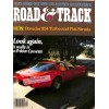 Cover Print of Road and Track, February 1979