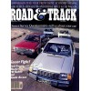 Cover Print of Road and Track, February 1981