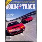 Road and Track Magazine, February 1982