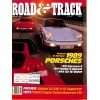 Cover Print of Road and Track, February 1989