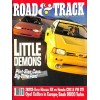 Cover Print of Road and Track, February 1991