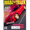 Cover Print of Road and Track, February 1992