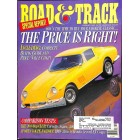 Cover Print of Road and Track Magazine, February 1994