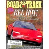 Cover Print of Road and Track, February 1996