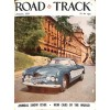 Road and Track Magazine, January 1955