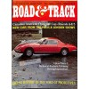 Cover Print of Road and Track, January 1968