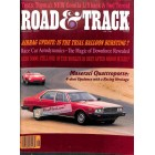 Cover Print of Road and Track, January 1980