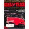 Cover Print of Road and Track, January 1982