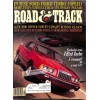 Cover Print of Road and Track Magazine, January 1983