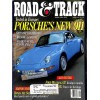 Cover Print of Road and Track, January 1994