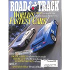 Cover Print of Road and Track, January 1995