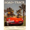 Cover Print of Road and Track, July 1957