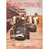 Cover Print of Road and Track, July 1958