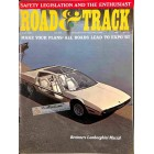 Cover Print of Road and Track, July 1967