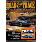 Cover Print of Road and Track, July 1968
