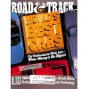 Cover Print of Road and Track, July 1989