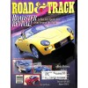 Cover Print of Road and Track, July 1992