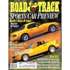 Cover Print of Road and Track, July 1996