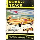 Cover Print of Road and Track, June 1951