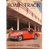 Cover Print of Road and Track, June 1956