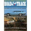 Cover Print of Road and Track, June 1968