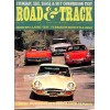 Cover Print of Road and Track Magazine, June 1969