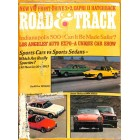 Cover Print of Road and Track, June 1974