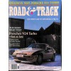 Cover Print of Road and Track, June 1979