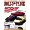 Cover Print of Road and Track, June 1988