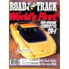 Cover Print of Road and Track, June 1990