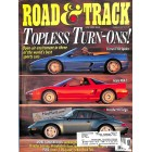 Road and Track Magazine, June 1996