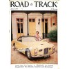 Cover Print of Road and Track Magazine, March 1955